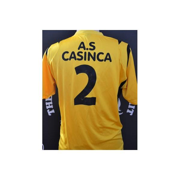 9e007237f581 Maillot AS CASINCA porté N°2 UHLSPORT football amateur CORSE - ARGUS ...
