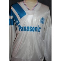 Maillot ADIDAS PANASONIC OM MARSEILLE Taille L PIRES N°7