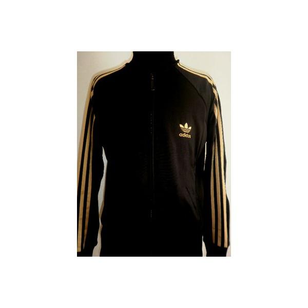 veste adidas homme r edition or et noir taille s argus foot sports. Black Bedroom Furniture Sets. Home Design Ideas
