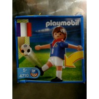 Playmobil FOOTBALL FRANCE Enfant 5+ dans sa boîte d&#39origine