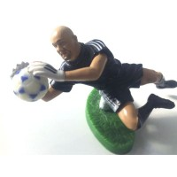 Figurine STARLUX  FRANCE 98 Champion du Monde BARTHEZ N°1
