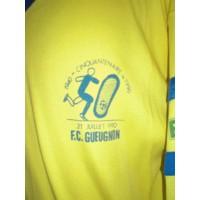 Maillot Cinquantenaire FC GEUGNON 1990
