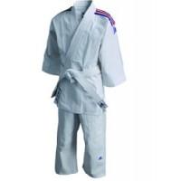 Kimono Occasion ADIDAS enfant blanc T.130-140cm FRANCE JUE05