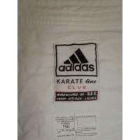 Veste KIMONO ADULTE ADIDAS Karate line CLUB T.190cm JUA2