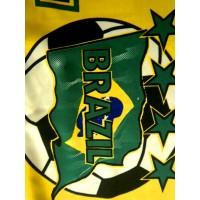 Echarpe Football BRAZIL 4 étoiles Bresil