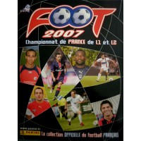 ALBUM PANINI FOOTBALL 2007 en images COMPLET en TBE