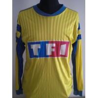Maillot vintage FC SOCHAUX Coupe de FRANCE N°7 ADIDAS TF1