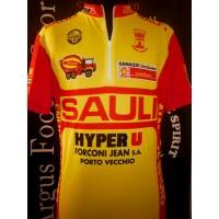 Maillot Cyclisme VELO CLUB PORTO-VECCHIO taille L