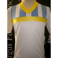 Maillot U.S.C.CORTE porté N°4 taille XL football Amateur CORSE
