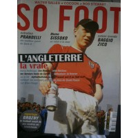 Magazine SO FOOT NUMERO 056: Le meilleur de l&#39EURO 2008