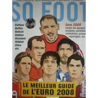 Magazine SO FOOT NUMERO 057: PSG Le droit d&#39y croire