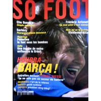 Magazine SO FOOT NUMERO 063: DAVID BECKHAM