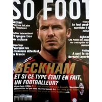 Magazine SO FOOT NUMERO 064: Et comme ça c&#39est mieux ?