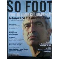 Magazine SO FOOT NUMERO 066: GAZZA IS BACK