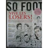 Magazine SO FOOT NUMERO 068: Le Guide des Championnats Européens