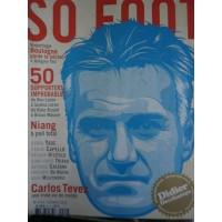 Magazine SO FOOT NUMERO 070: la classe ouvrière