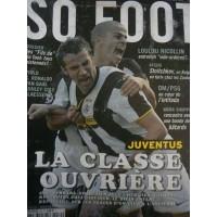 Magazine SO FOOT NUMERO 071: Numero Double/Lassana Diarra