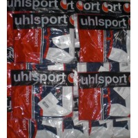 Lot 16 maillots neufs UHLSPORT taille Adulte 12XL + 4M/L