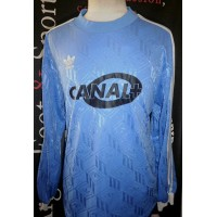 Maillot ADIDAS Coupe porté N°10 taille L CANAL+