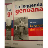 Lot de 3 livres LA LEGGENDA GENOANA Fondazione de FERRARI