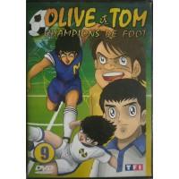 DVD OLIVE ET TOM CHAMPIONS DE FOOT N°9 Episodes 51 à 56