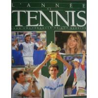 Livre L&#39année du TENNIS 1993 N°15 Jean Couvercelle et Guy Bar