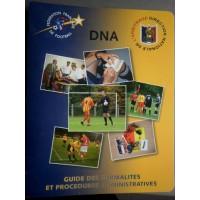 Classeur DNA Arbitre FFF Guide des formalités et procédures