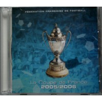 CD La coupe de FRANCE 2005/2006 FFF