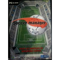 PC CD-ROM SOCCER MANAGER pour les amateurs de sensations