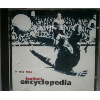 CD Football Encyclopedia 1930-1994 Multimedia Matra HACHETTE