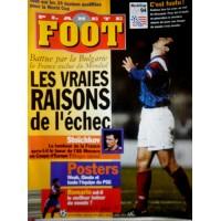 Magazine PLANETE FOOT N°19 Novembre-Décembre 1993