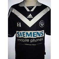 Maillot Girondins de Bordeaux F.C.G.B ADIDAS taille L N°9 LNF