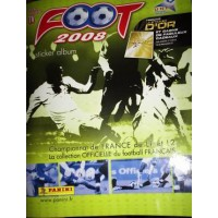 ALBUM PANINI FOOTBALL 2008 en images COMPLET B.E