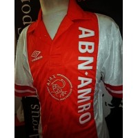 Maillot ancien AJAX D&#39AMSTERDAM Umbro taille M