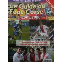 Guide du FOOT CORSE 2005/2006 13ème Année