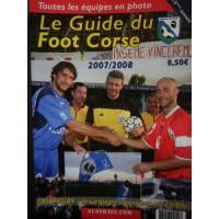 Guide du FOOT CORSE 2007/2008 15ème Année