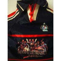 Sac/maillot à dos ancien Enfant Equipe de FRANCE 2002 F.F.F