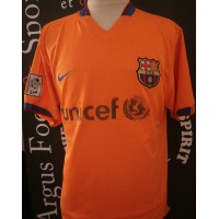Maillot BARCELONA FCB N°19 MESSI NIKE taille L