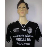 Maillot Enfant AS NEBBIU CONCA D&#39ORU N°4 taille 16ans ME308