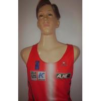 Debardeur Athletisme A.J.B Bastia Haute-Corse taille S