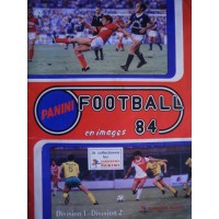 ALBUM PANINI FOOTBALL 84 en images COMPLET en BE