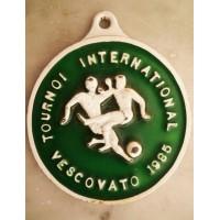Médaille ancienne Tournoi international VESCOVATO 1985