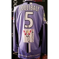 Maillot FC ISTRES porté COULIBALY N°5 LFP taille XL DUARIG