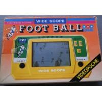Jeu ancien de Football electronique video poche POP GAME