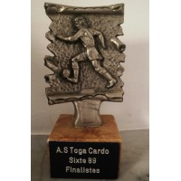 Ancienne Coupe A.S.TOGA CARDO Sixte 89 Finaliste CORSE