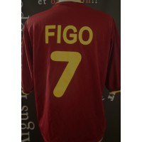 Maillot PORTUGAL N°7 FIGO taille XL