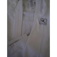 Kimono Occasion enfant blanc DOMYOS T.130 JUE30