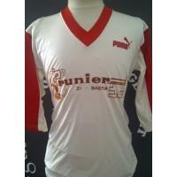 Maillot ancien FC CORTE CASTIRLA porté N°8 PUMA taille M