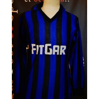 Maillot ancien INTER MILAN année 70 Sponsor FITGAR taille 4(L)