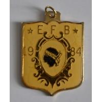 Médaille ancienne TOURNOI International E.F.B 1984 CORSE